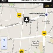 taxi.eu App