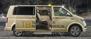Taxi VW-Bus T6